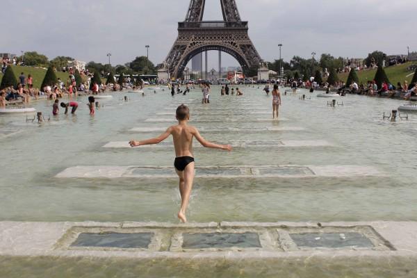 Torre Eiffel para crianças em Paris
