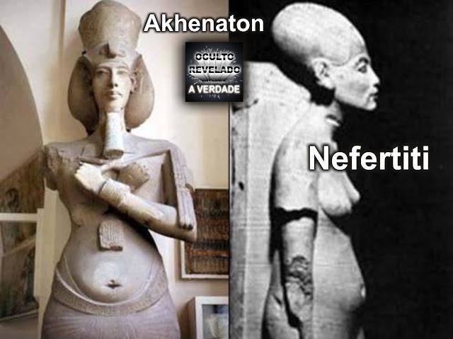 Resuelto el misterio de Akenatón 1