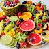 Manfaat yang terkandung pada warna buah