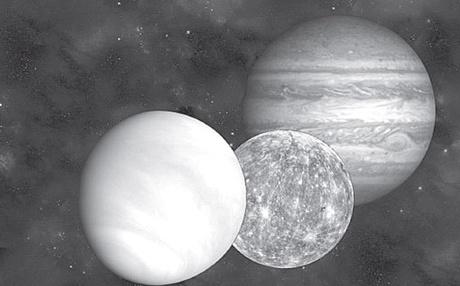 Pertembungan 3 planet boleh dilihat dengan mata kasar