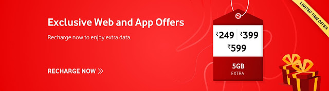 Vodafone recharge offer