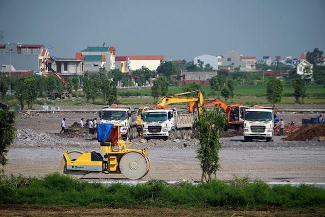 nơi chuẩn bị cho Lễ Quốc tang Chủ tịch nước Trần Đại Quang