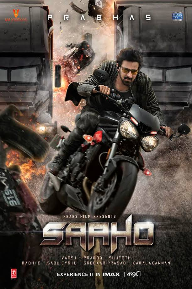Saaho Full Movie Download in Dual Audio [Hindi + Tamil] : TamilRockers