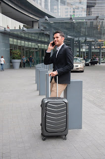 protecting secure documents business travel abroad