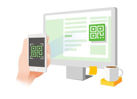 دفع رمز الاستجابة السريعة (QR Code)