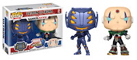 Pop! Games: Marvel vs. Capcom: Infinite Ultron vs Sigma