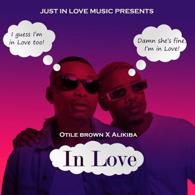 Otile brown X Alikiba - In love