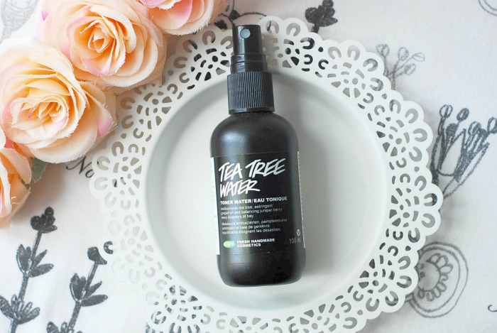 Lush Tea Tree Water Toner Review