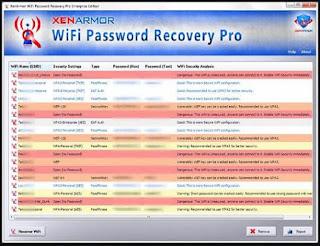 أداة, إحترافية, لإستعادة, ومعرفة, كلمات, مرور, شبكة, الواى, فاى, وحمايتها, من, المتسللين, WiFi ,Password ,Recovery