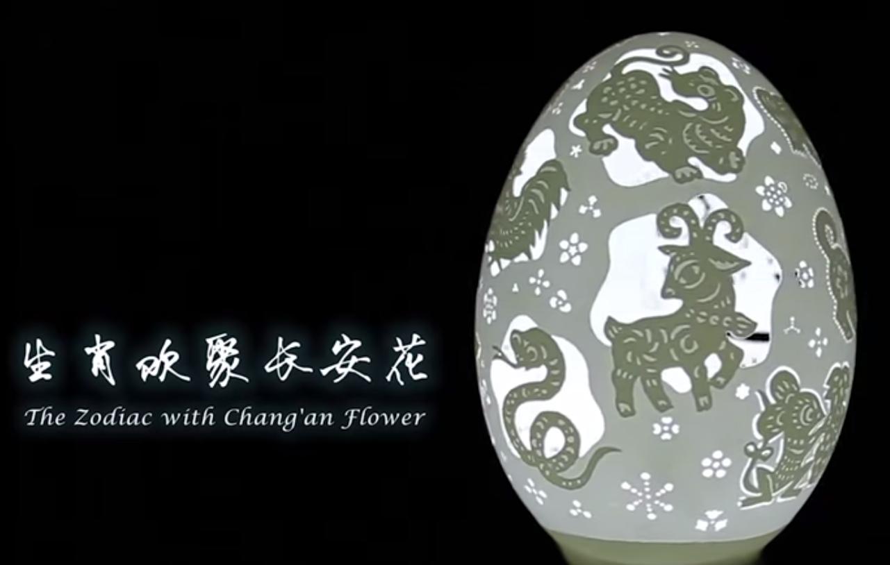 Le sculture di Wen Fuliang