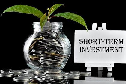 3 Jenis Investasi Jangka Pendek yang Menguntungkan