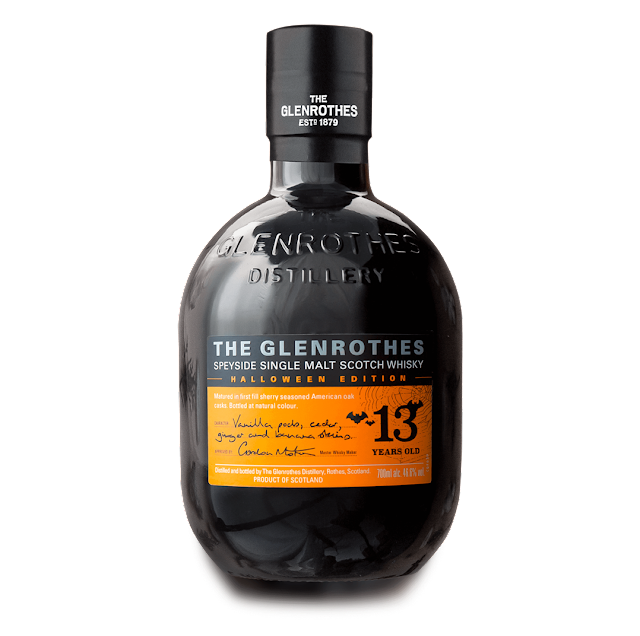 Glenrothes 13YO Halloween Edition 2018