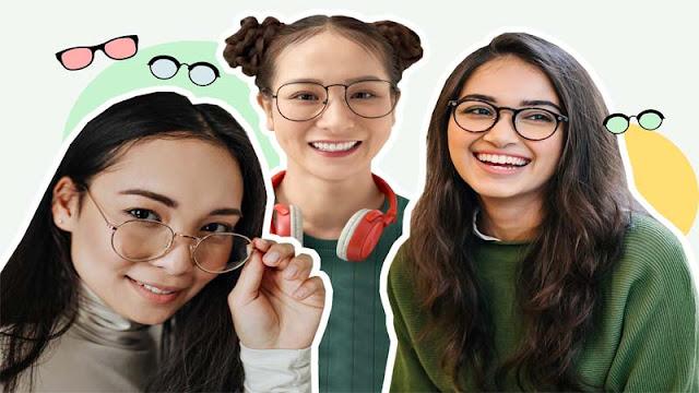 Tips Beli Kacamata Online