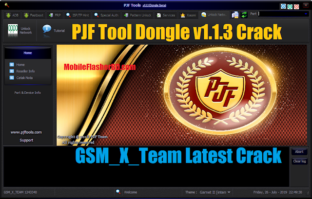 Download PJF Tools v1.1.3 Crack Latest Update Unlock Tool Free For All Without Password
