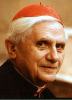 Pope Benedict XVI (Cardinal Joseph Ratzinger)