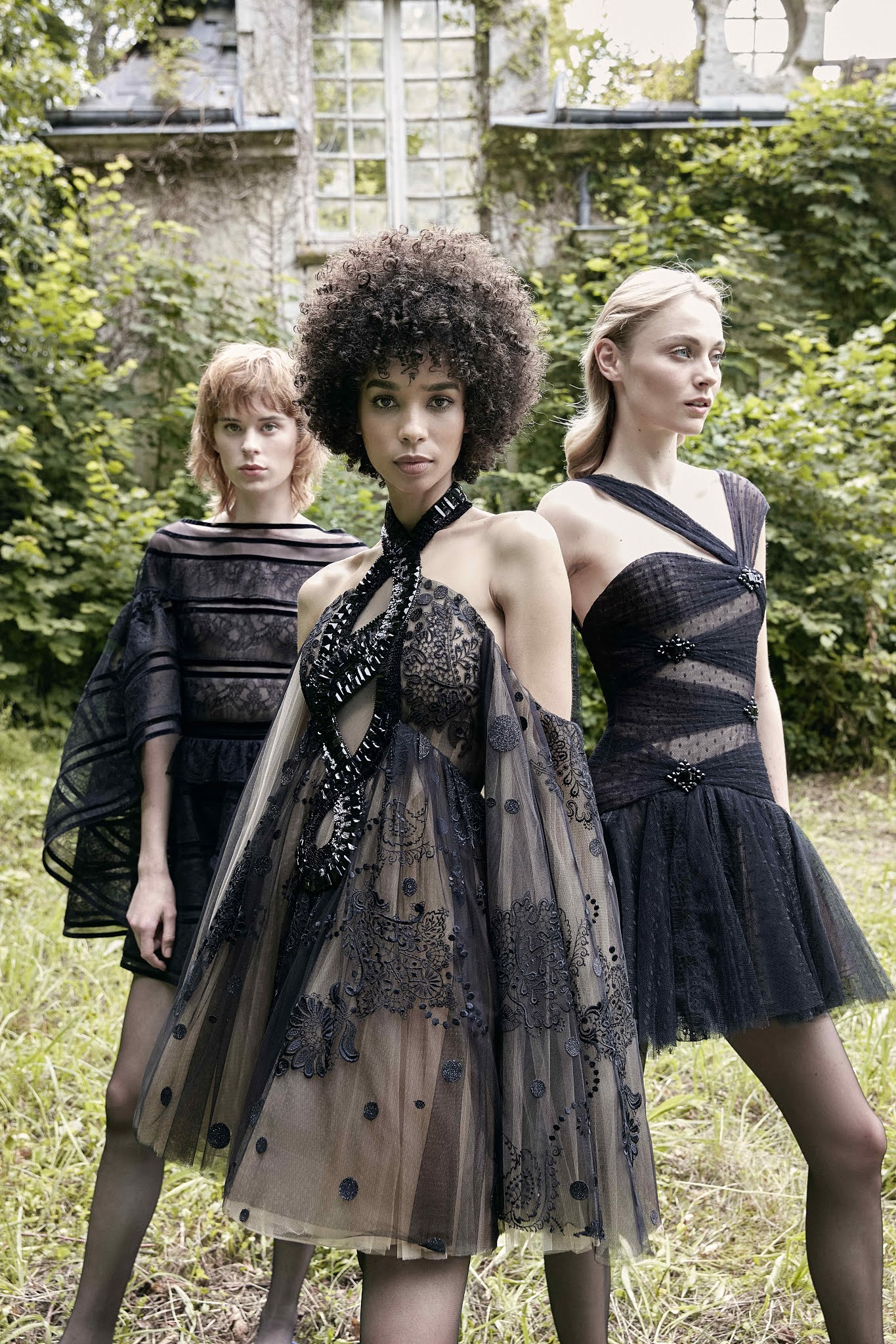 Georges Chakra Couture Automne-Hiver 2021-2022