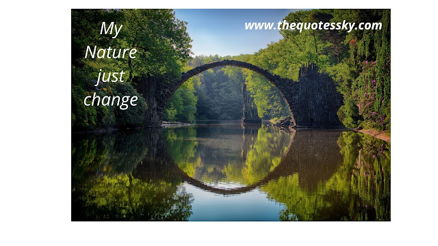 {Amazing} Nature Quotes and Status, Caption in English