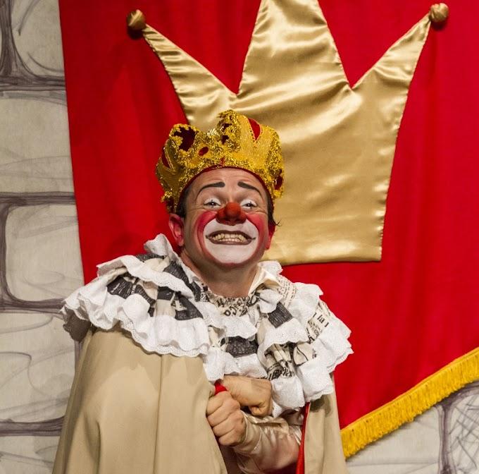 'Zabobrim, O Rei Vagabundo Online': da sala do teatro direto para a sala da sua casa