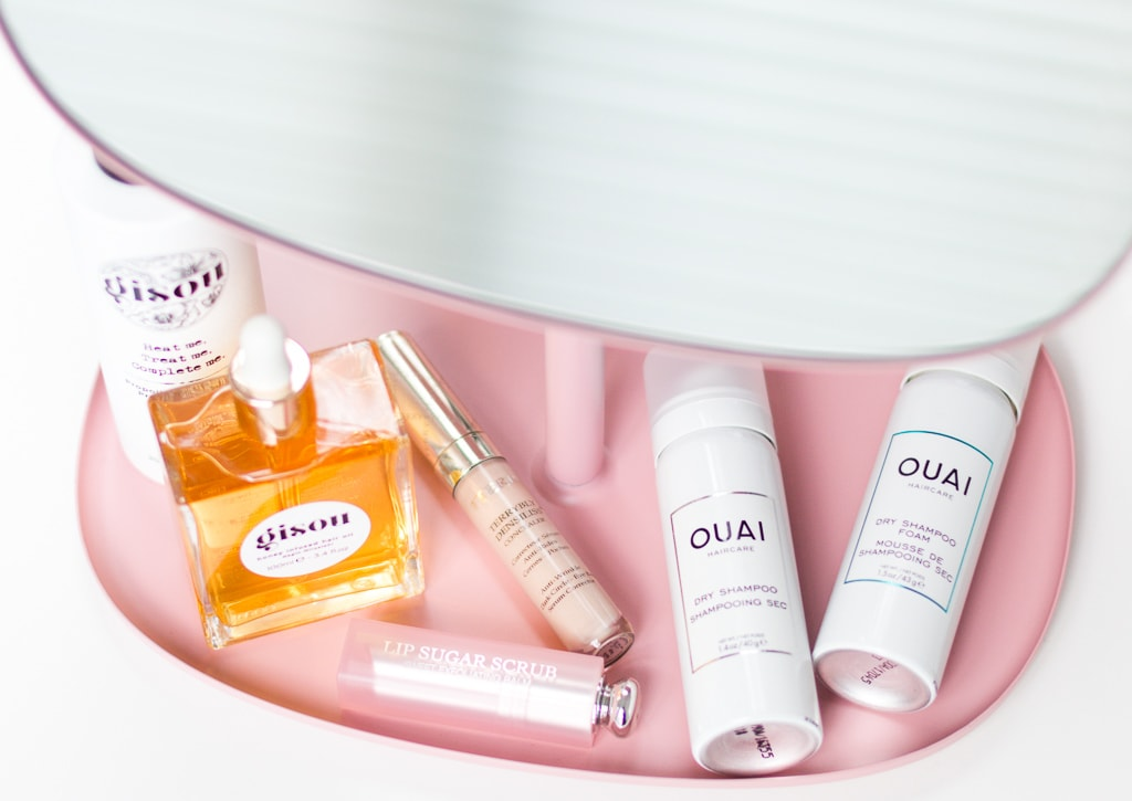Luxury Beauty Haul mit Gisou, Ouai, Dior, By Terry und Normann Copenhagen