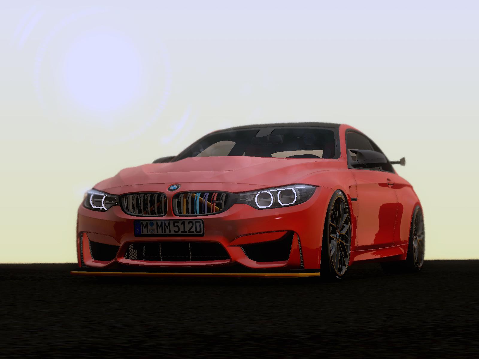 K g modding team ff ultimate for Garage bmw horizon
