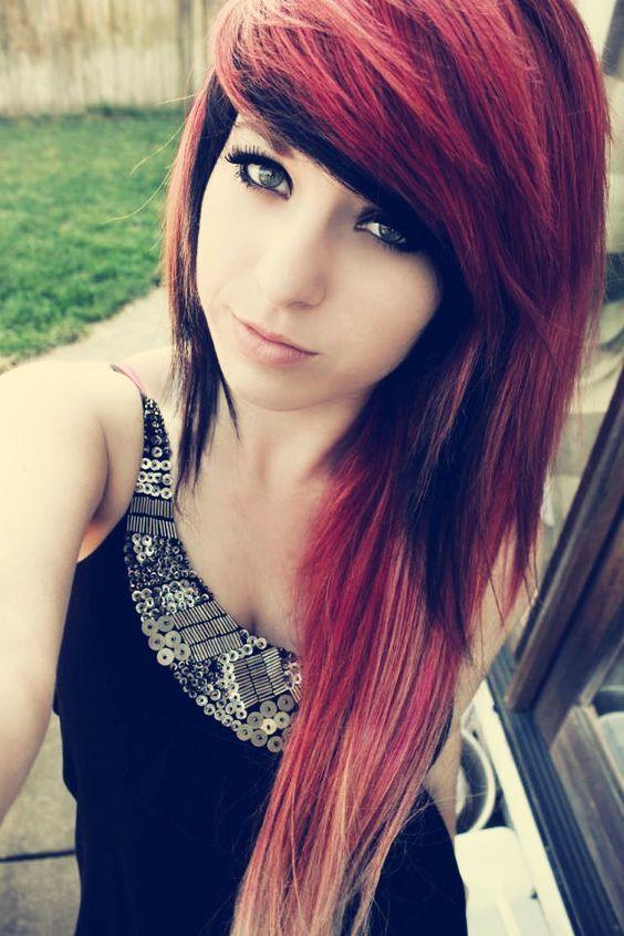 La moda en tu cabello: Peinados y cortes de pelo estilo ...  Red