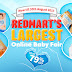 5 Reasons Why Parents Love Shopping at RedMart's LARGEST Online Baby Fair - Up to 79% OFF + 20% OFF coupon code