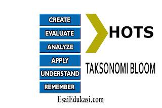 Taksonomi Bloom dan Soal Hots
