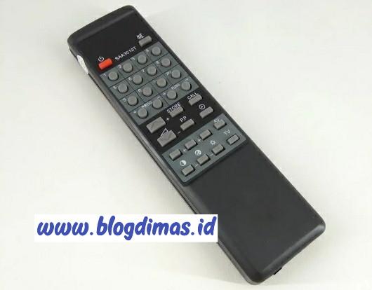 Kode remot televisi Fujitec