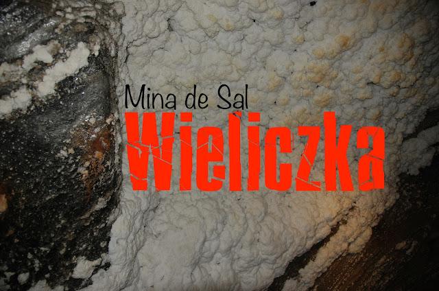 Visitar a Mina de Sal de Weiliczka, Polónia