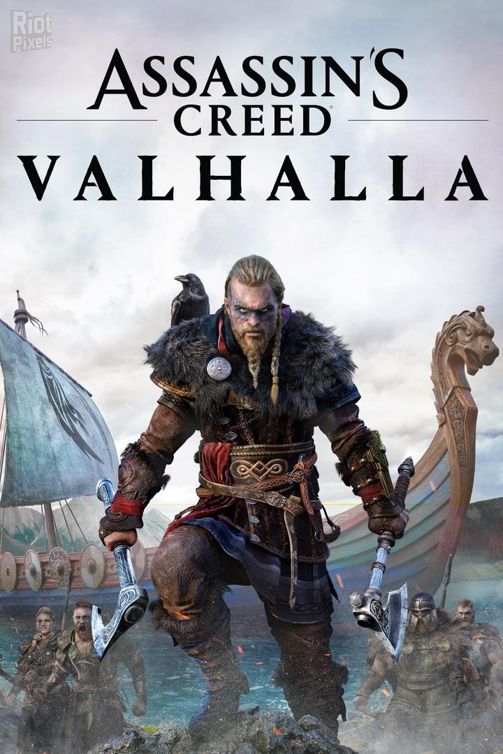 لعبة الاكشن والعالم المفتوح المنتظرة والقوية Assassins Creed Valhalla