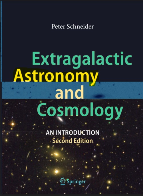 Extragalactic Astronomy and Cosmology Second Edition in pdf