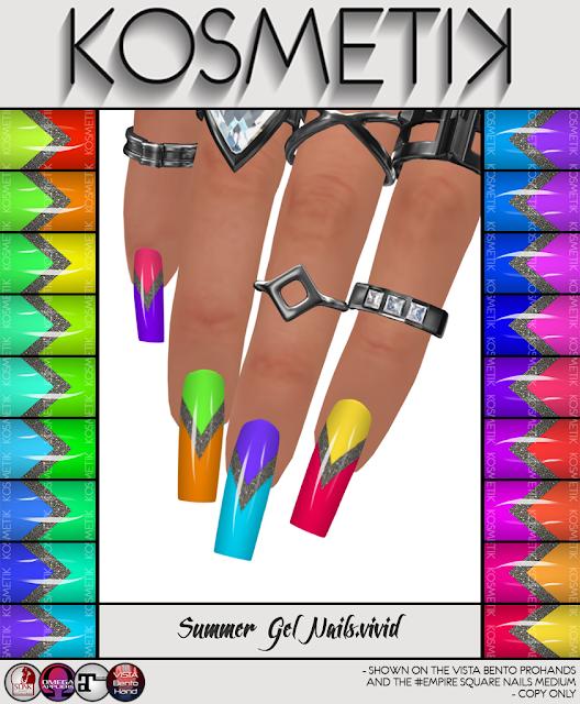 .kosmetik Applique for June