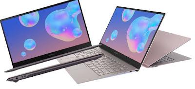 Samsung Luncurkan Galaxy Book S, Laptop Super Tipis Berikut Spesifikasi dan Harganya