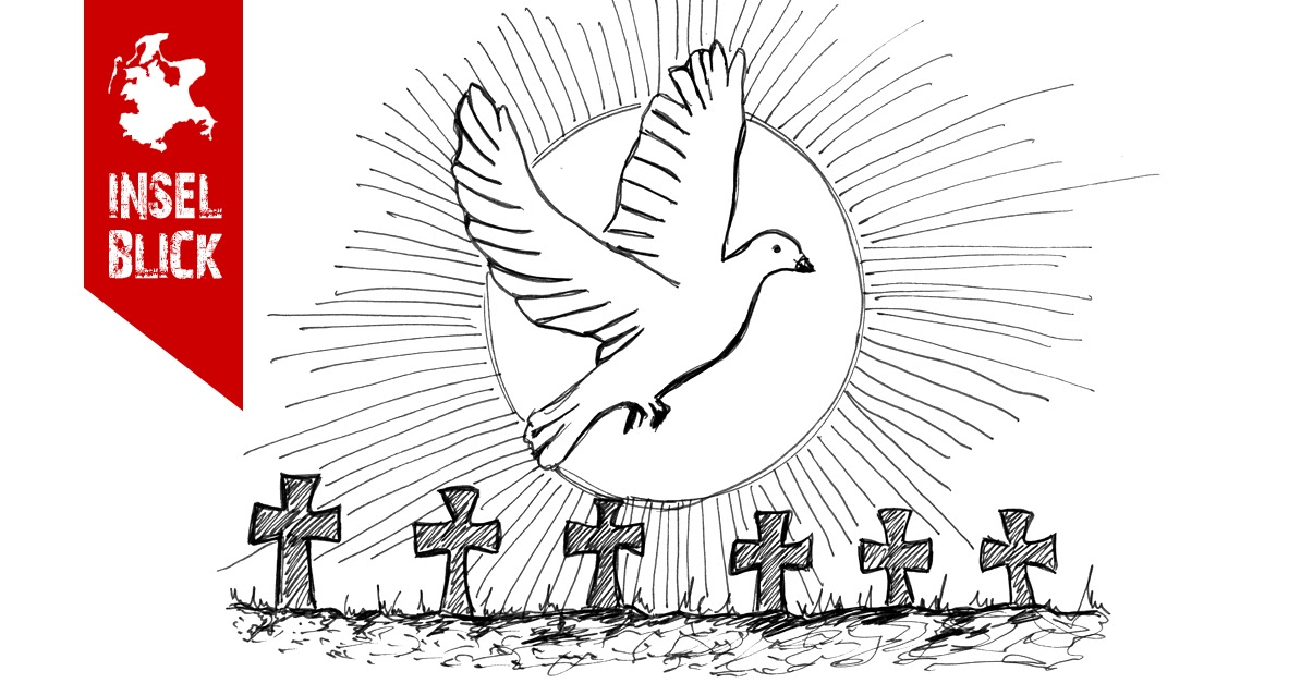 Inselreport De Keine Angst Vorm Frieden