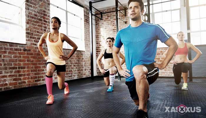 10 Komponen atau Unsur Kebugaran Jasmani Beserta Contoh, Pengertian, Bentuk Latihan, dan Penjelasannya