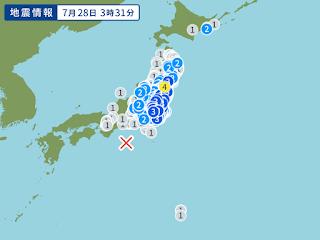 地震 2019-07-28