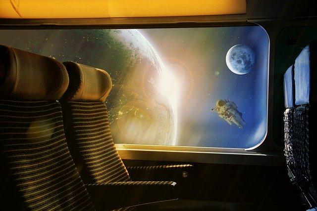 السفر عبر الفضاء بين العلم و الأسطورة