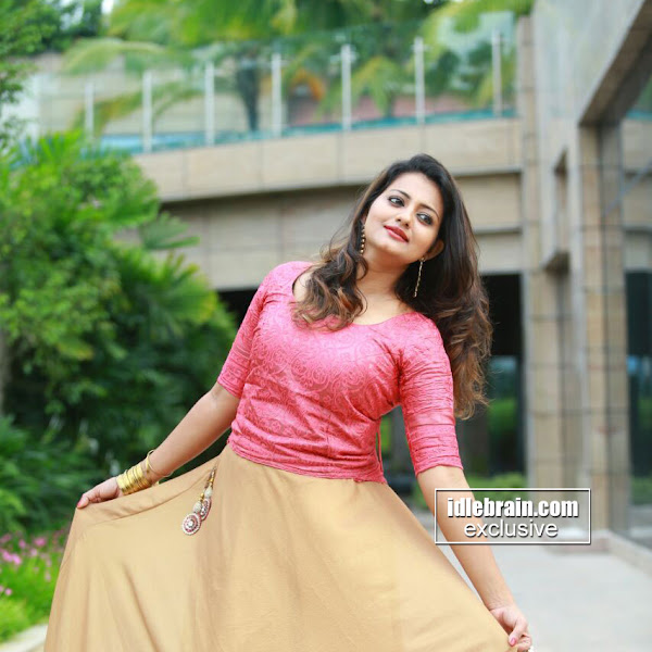 Priyanka Nair latest photo shoot