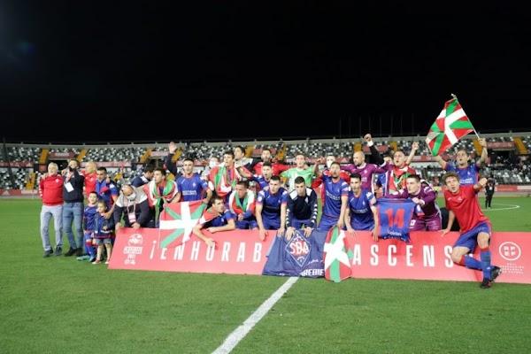Real Sociedad B, Amorebieta, UD Ibiza y Burgos ascienden a LaLiga SmartBank