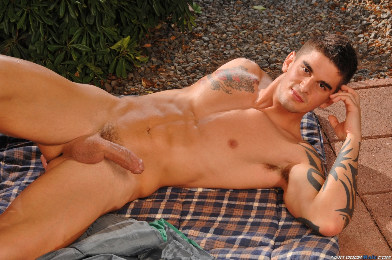 Male Beauties, By Xavieronx Set - An Athlete Nude In The -6446