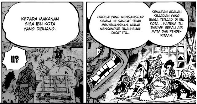Pembahasan One Piece Chapter 943