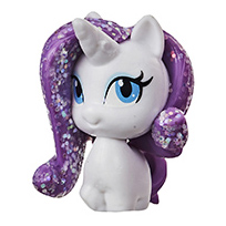 MLP Special Sets Unicorn Party Present Rarity Pony Cutie Mark Crew Figure