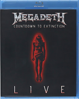 Megadeth: Countdown to Extinction Live [BD25]