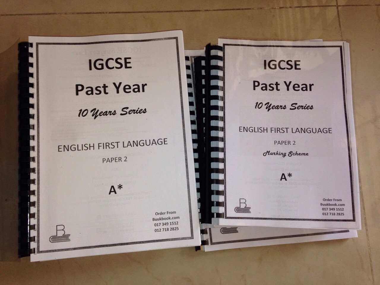 IGCSE Past Year Papers - mr sai mun