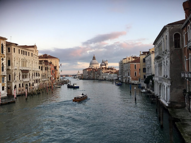The Beauty of Venice, December 2019 Photo by Cat Bauer Venice Blog