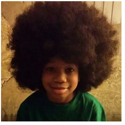 Caption This 10-Year-Old Boy Who Grows His Hair For Cancer Patients FOC