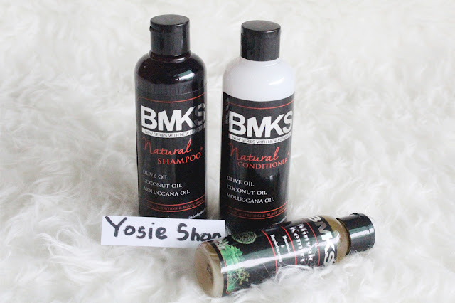 Kemasan Terbaru Black Magic Kemiri Shampo - BMKS Natural Shampoo Original BPOM - Shampoo BMKS 250ML Asli 100%