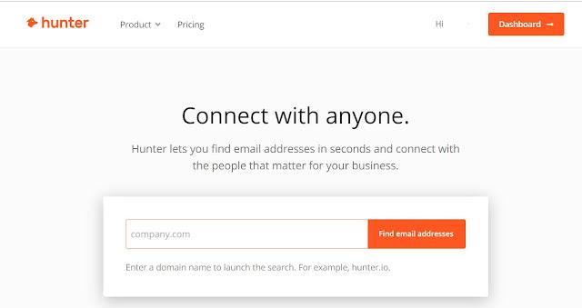 Como encontrar un email ✉️ de un dominio