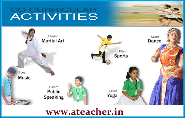 CO-CURRICULAR ACTIVITIES FOR 1-5th CLASSES