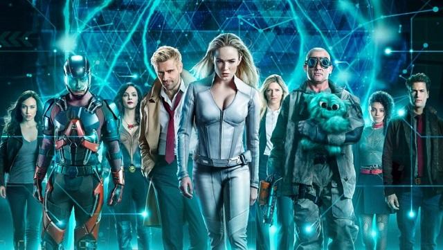 DC's Legends of Tomorrow/CW/Reprodução